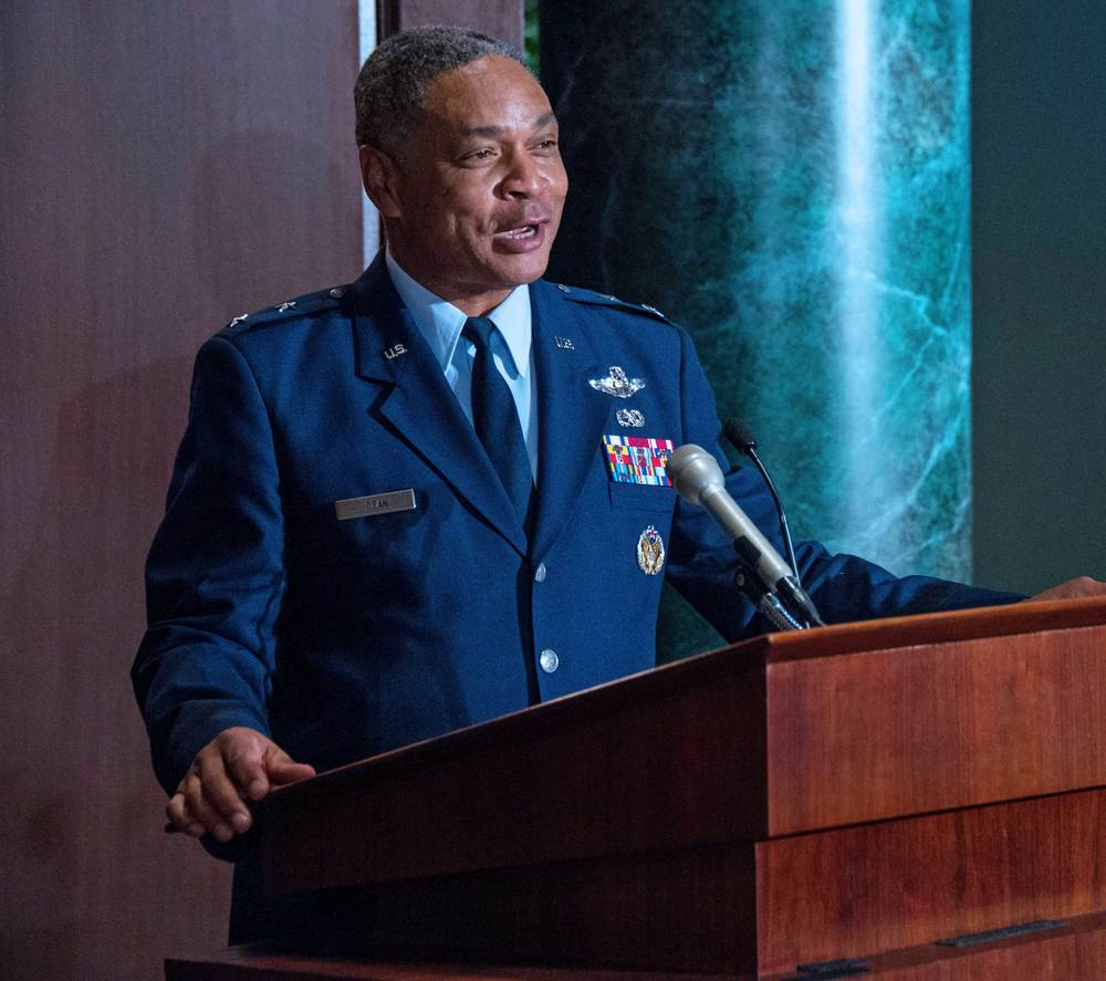 Major General Garry Dean, Special Assistant to the Chief, National Guard Bureau