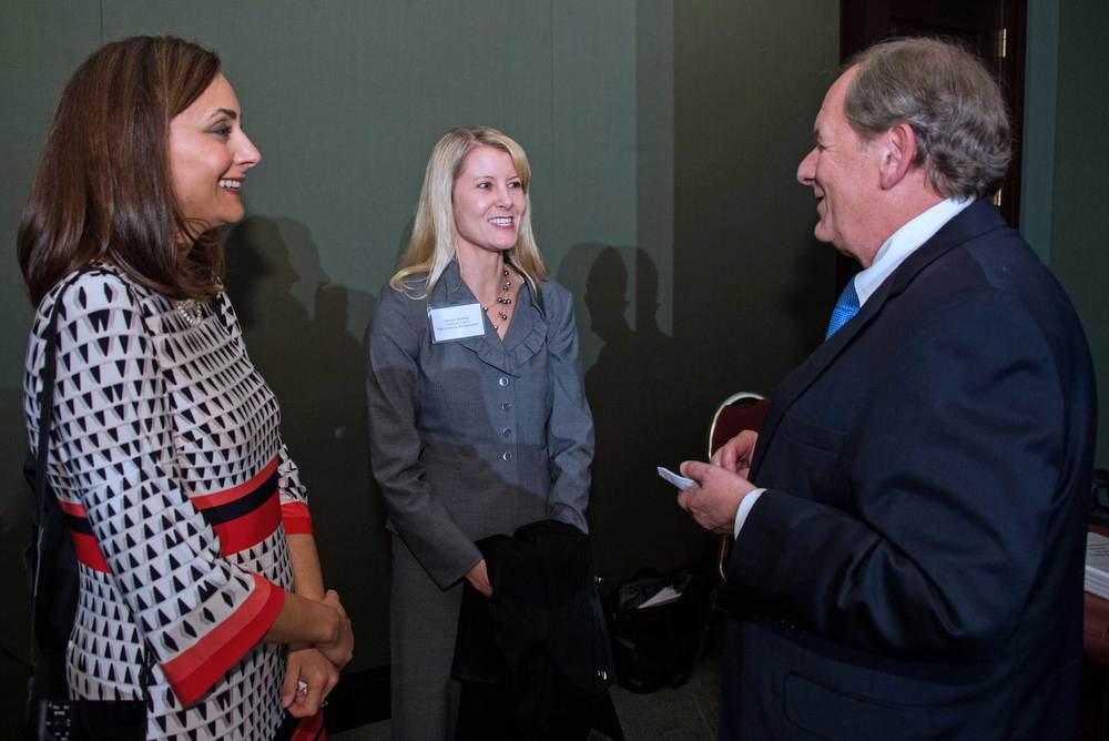Sarah Magruder Lyle and Melissa Hockstad, American Fuel and Petrochemicals and Steve Nowlan, Center for America