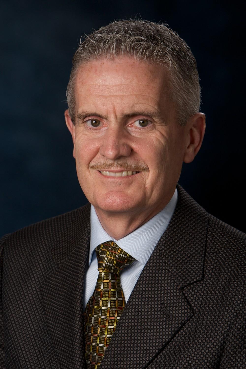NTMA President Dave Tilstone.