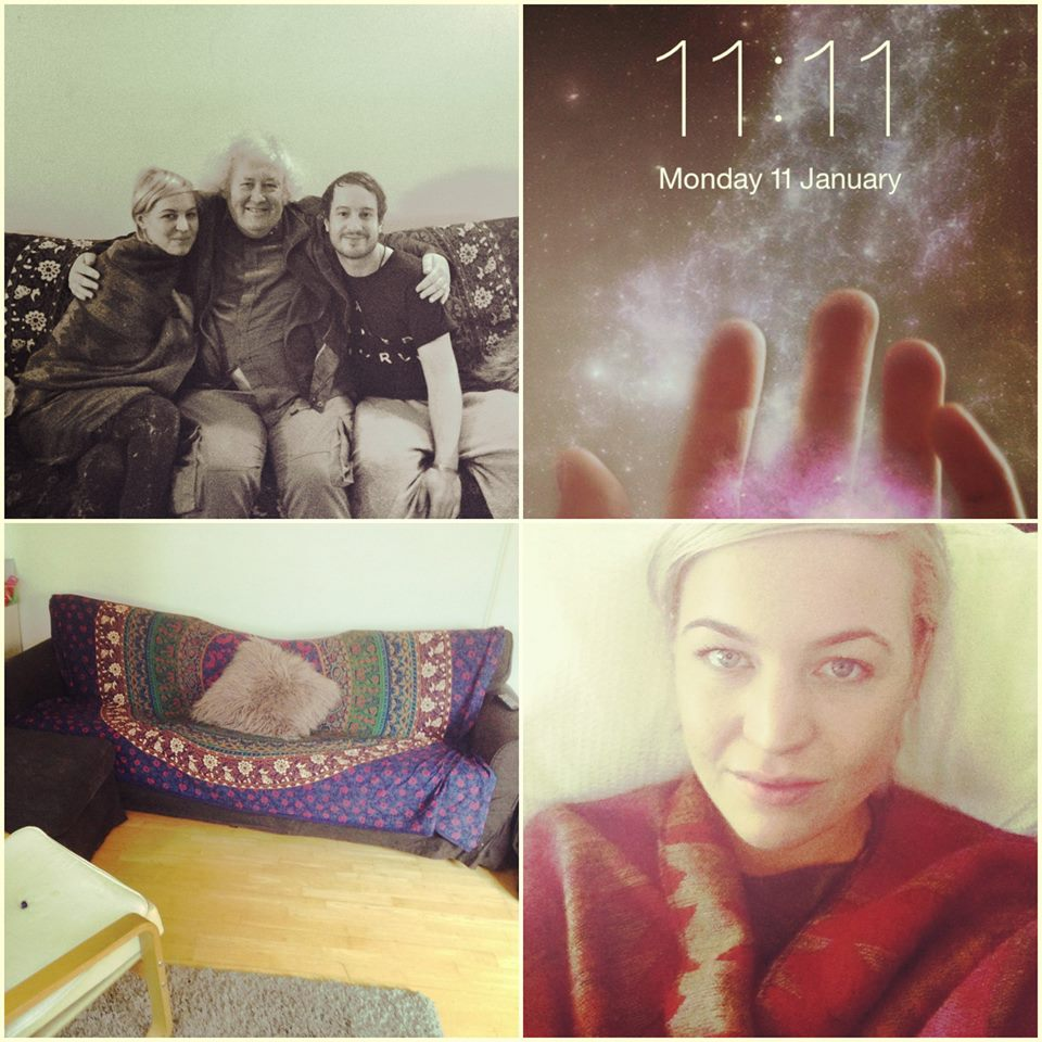 Memories captured from my 4 hour Life Between Lives session with Paul and my friend Tom back in January 2016.... Numerology doing its thing again, always guiding....I had 'synchronistically' met Paul when he arrived at the station at bang on 11.11am on 11/1 <3