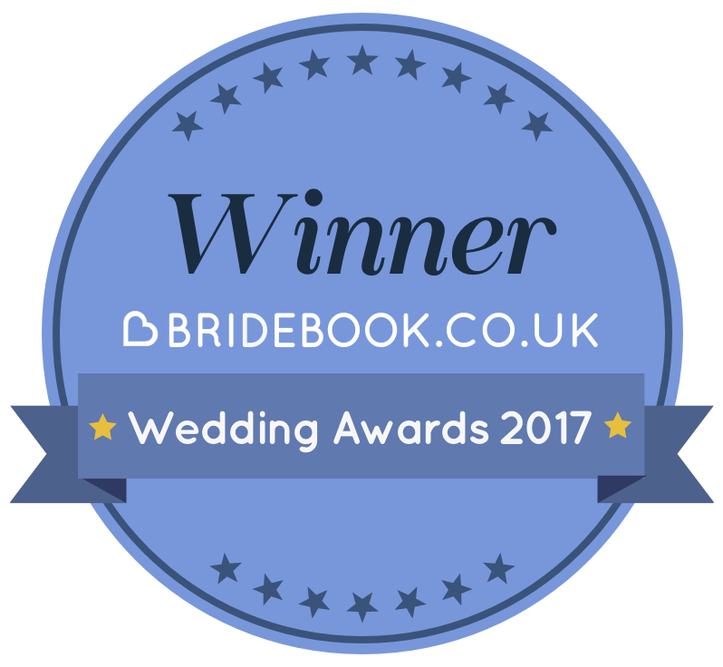 bridebook award winner logo