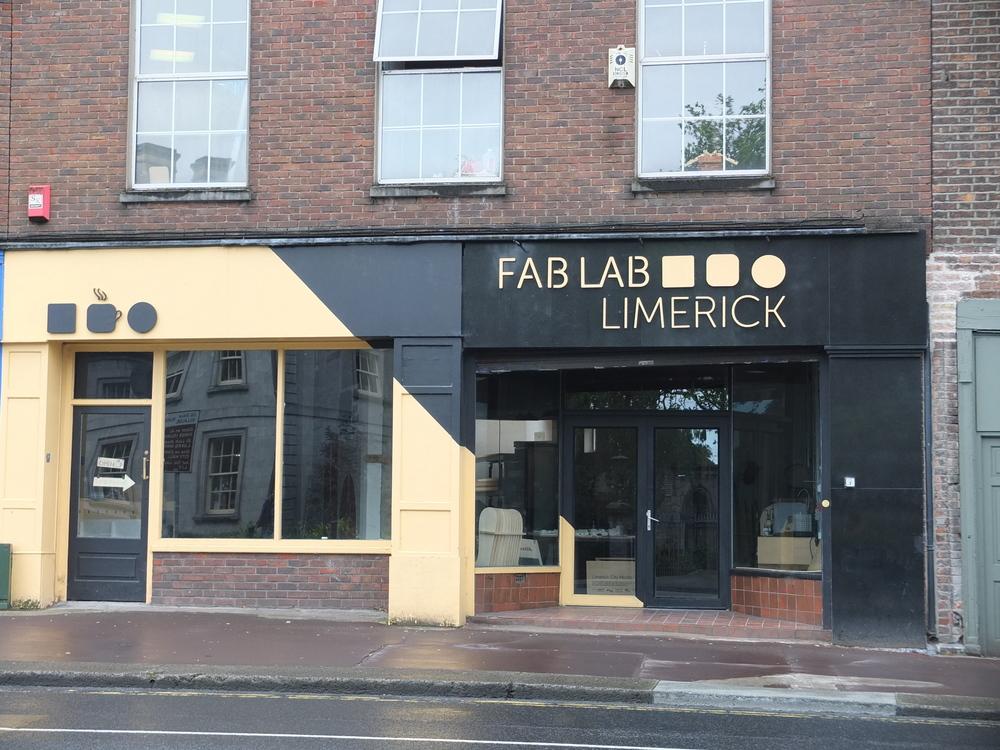 Limerick's Fab Lab