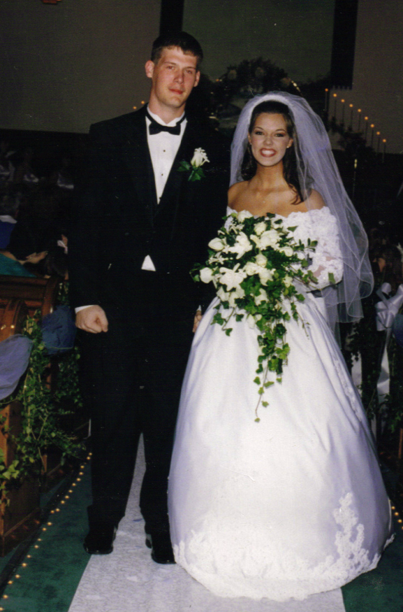 1997: Our Wedding Day