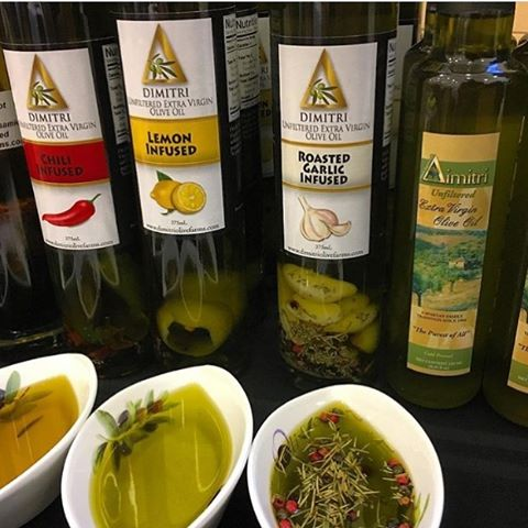 We are big fans of @dimitrioliveoil and we use it in a lot of our cooking at @lafoodmarketa and @thefoodmarket You can get it at area shops and farmers markets. Check 'em out! #DEVOO #dimitrioliveoil #baltimore #thefoodmarket #lafoodmarketa #oliveoil #greek #opa 📷@dimitrioliveoil