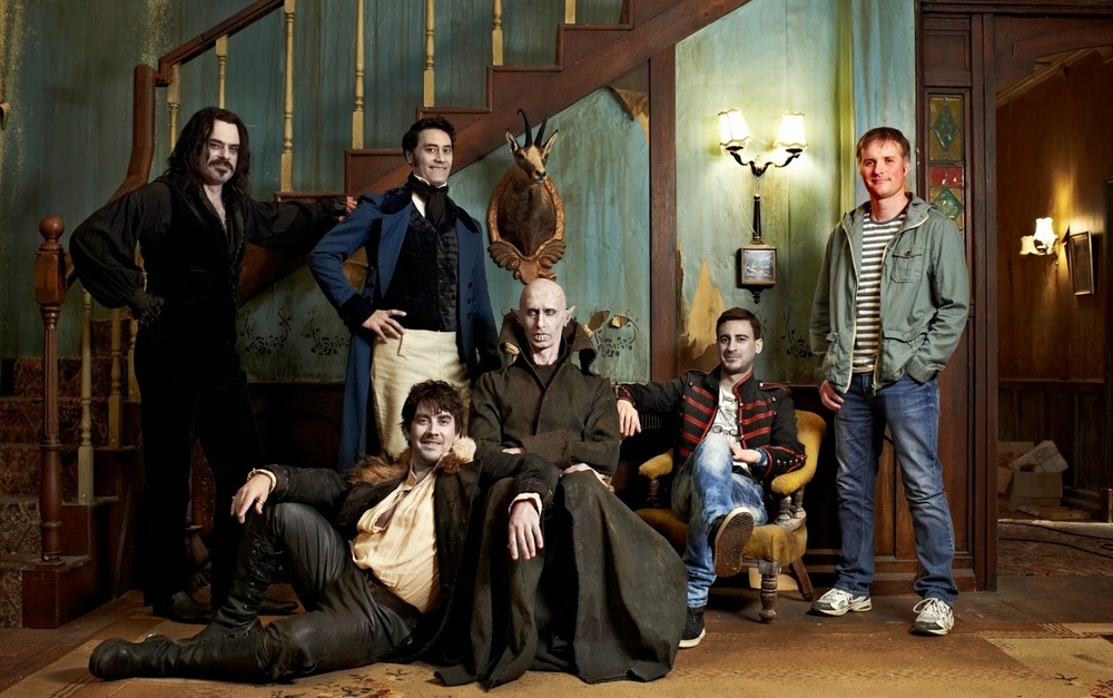 In Conversation: Join us for an advance screening of What We Do In the Shadows