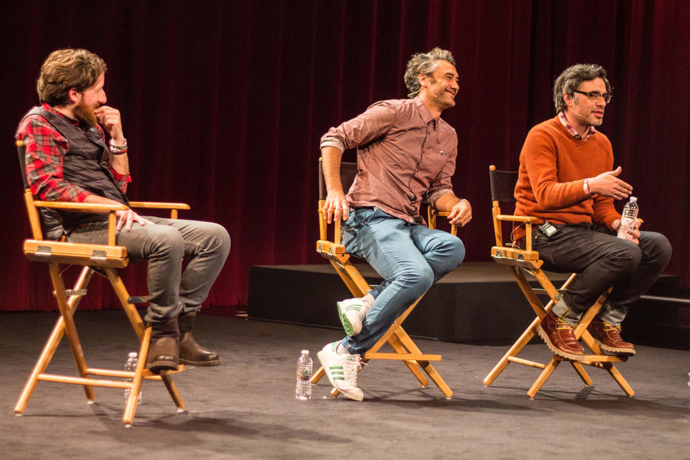 RECAP: AN INTERVIEW WITH JEMAINE CLEMENTE AND TAIKA WAITITI