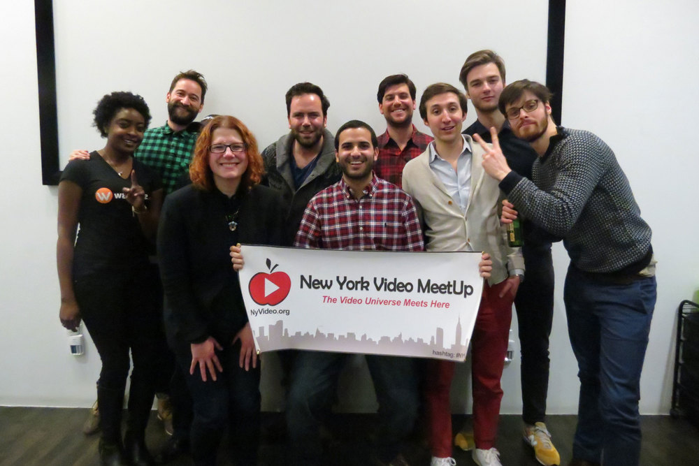 RECAP: NY VIDEO MEETUP AT SQUARESPACE