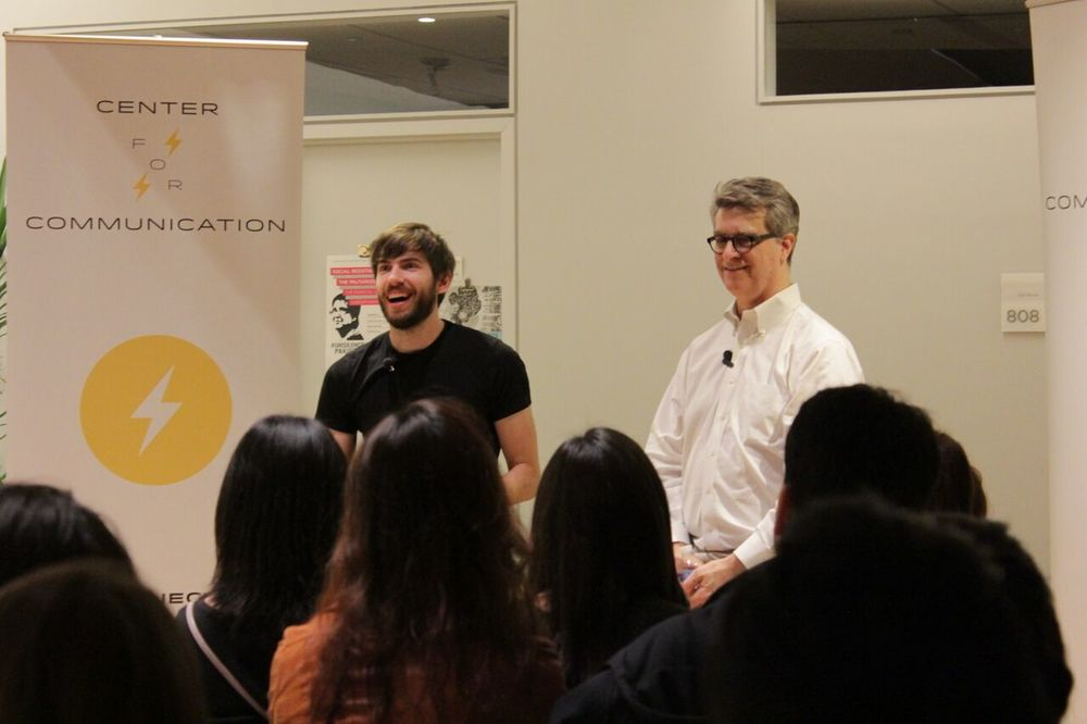 RECAP: DAVID KARP & FRED SEIBERT