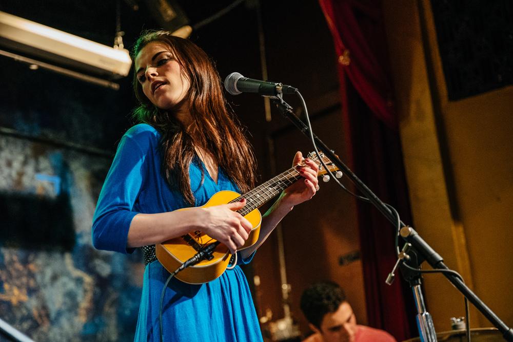 Kristen Palmer. Photo by Josh Perrault