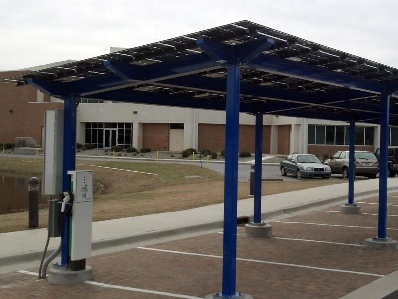 EV Carport