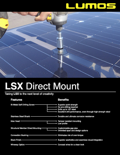 Direct Mount Spec Sheet Update coming soon!