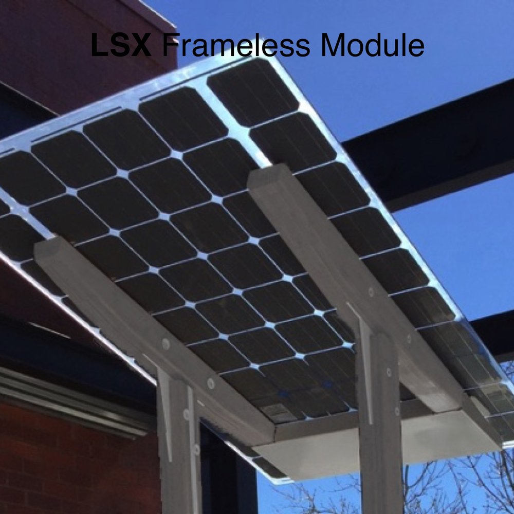 The low profile of LSX frameless module sets them apart from any other module on the market.