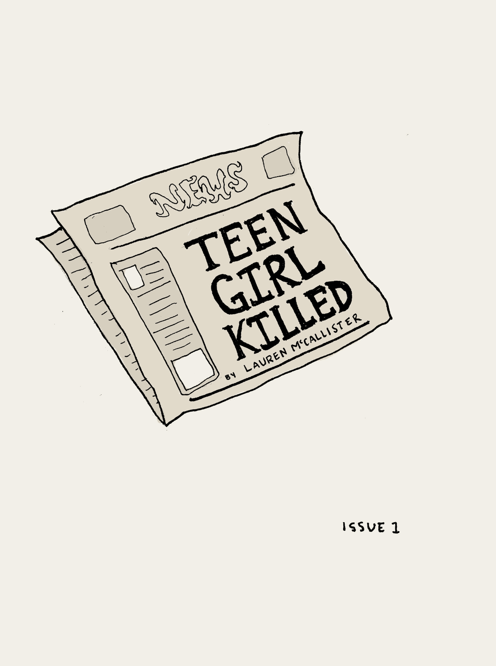 Teen Girl Killed, 2016