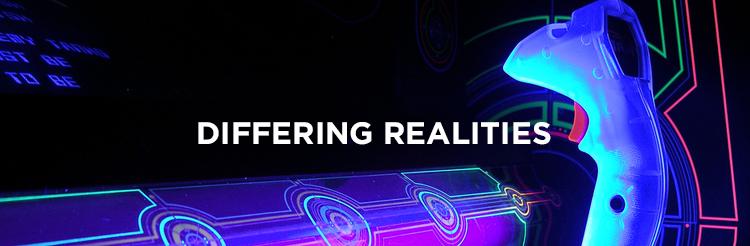Blog title image showing a neon lit joystick