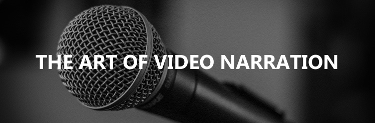 The art of video narration title image