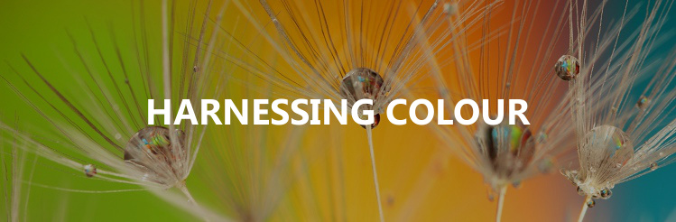 Harnessing colour title image