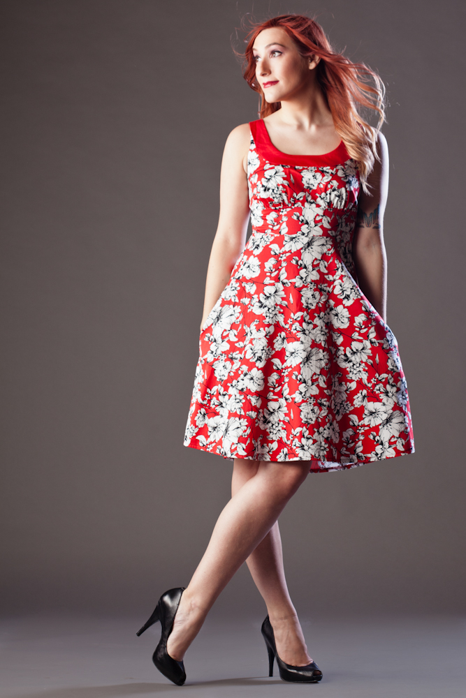 Amy Dress $198, fabric combinations not exactly as pictured