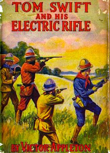 Taserè l'acronimo di  T homas  A .  S wift's  E lectronic  R ifle e deriva da un personaggio dei fumetti degli anni '50