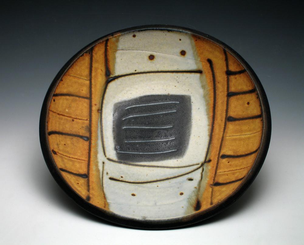 Platter  ceramic