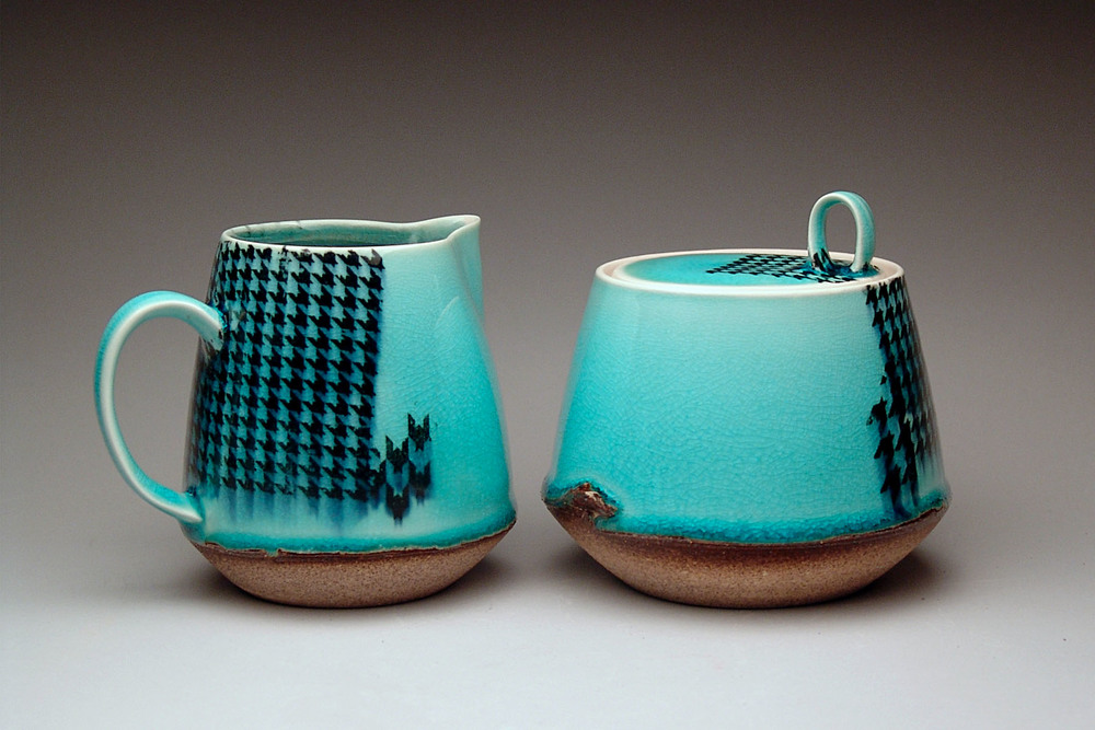 Cream and Sugar SOLD  ceramic