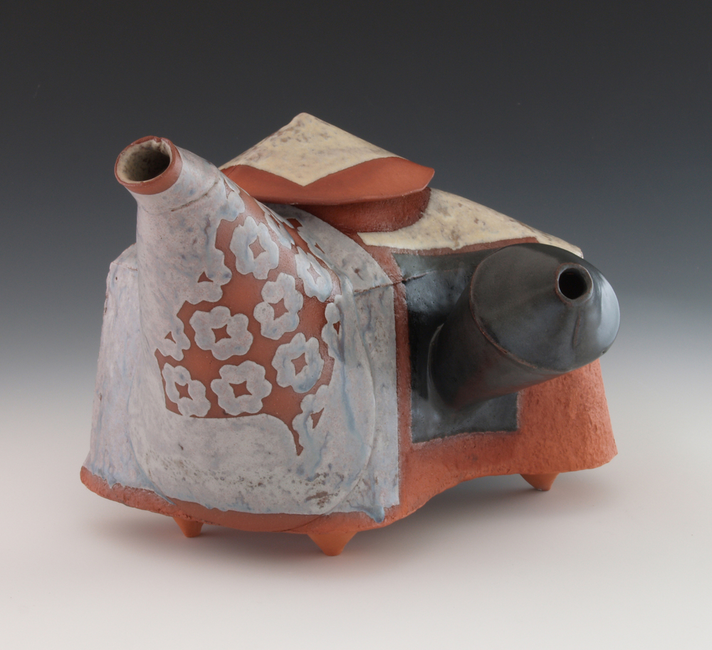 Teapot SOLD ceramic