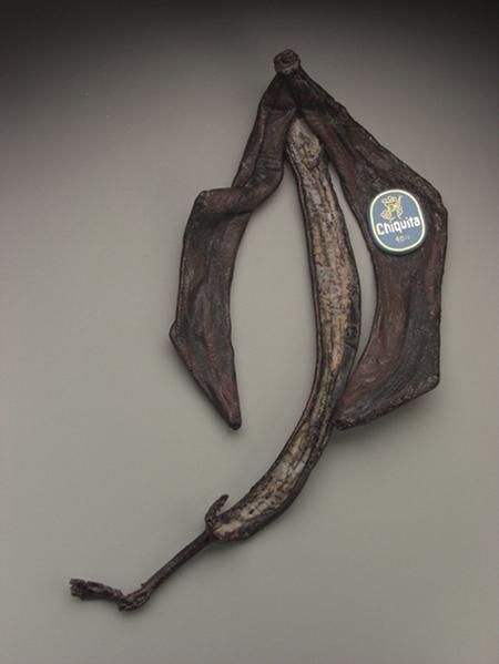 Chiquita Corp  cast banana, enamel