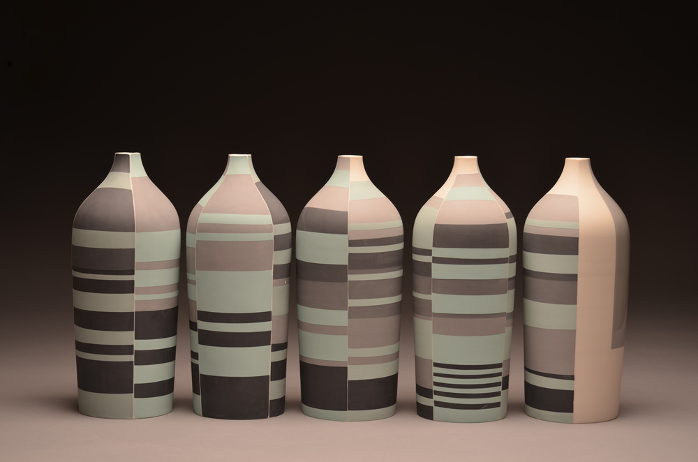Bottles SOLD  ceramic