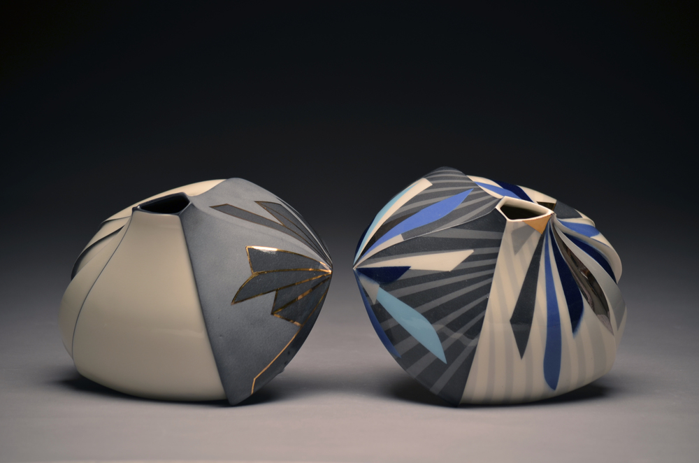 Decanters  ceramic