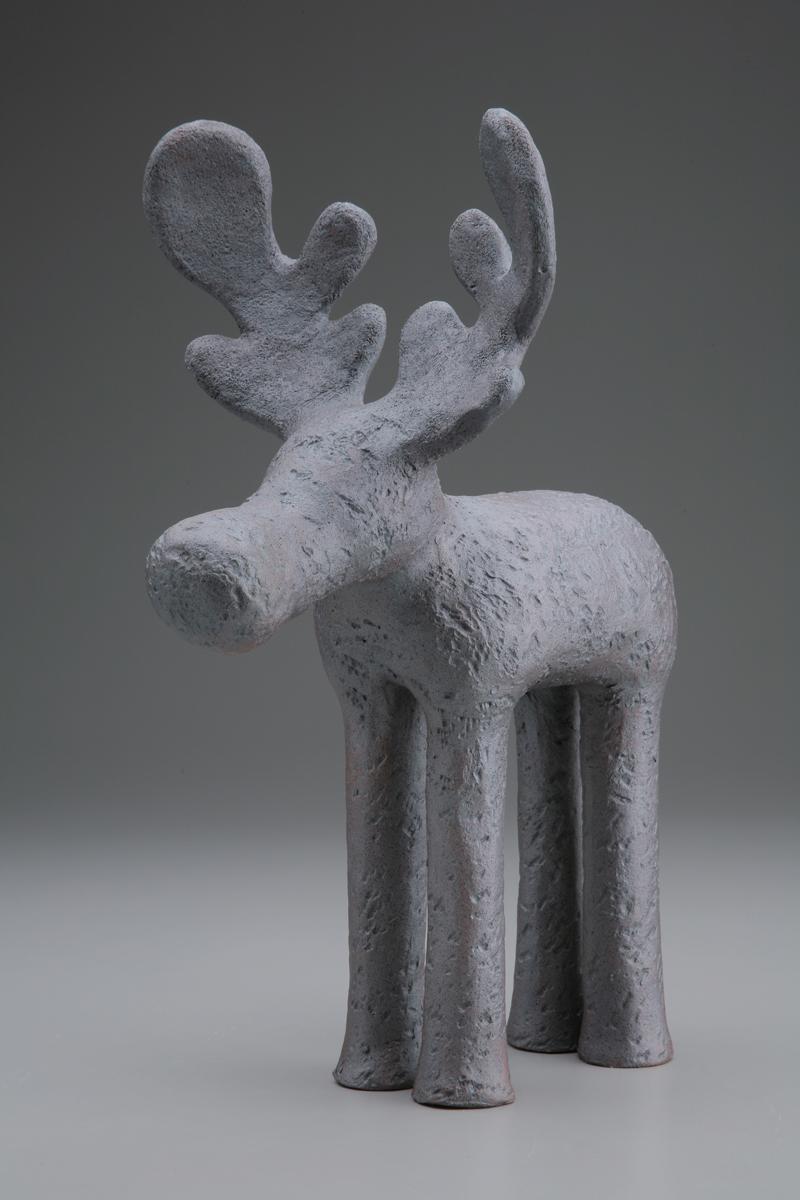 Moose  ceramic