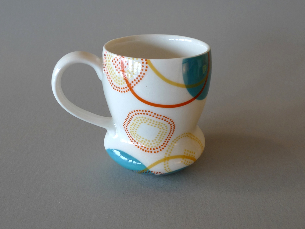 Dot Dot Dash Mug - Meredith Host