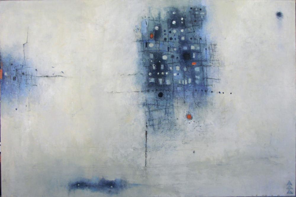 MIRAGE $2,000  oil on canvas 24 x 36
