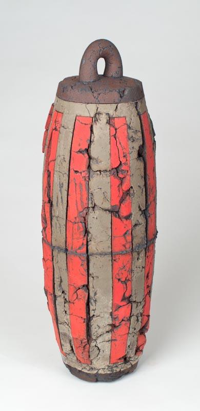 Buoy Weight Form $350 ceramic 16 x 6 x 6