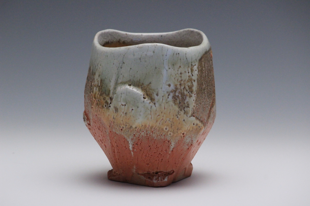Woodfired Cup  Ceramic