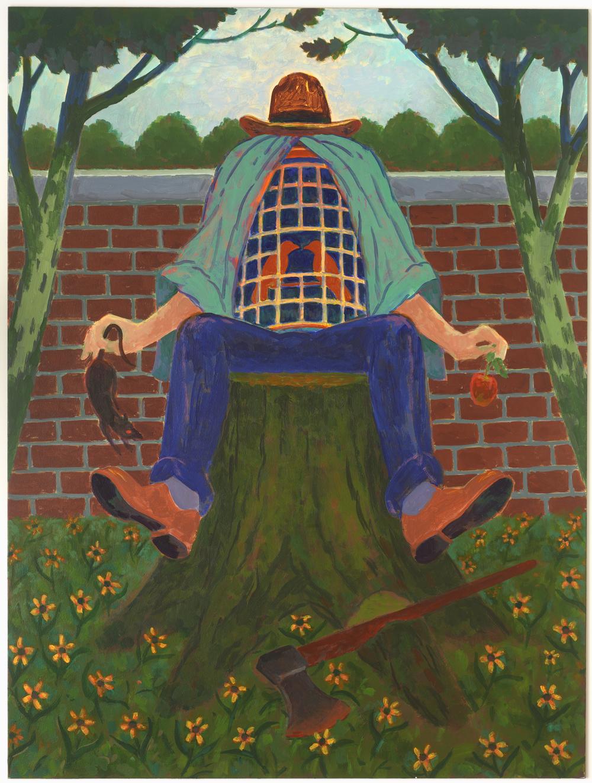 Randall Berndt - Maggritte's Garden