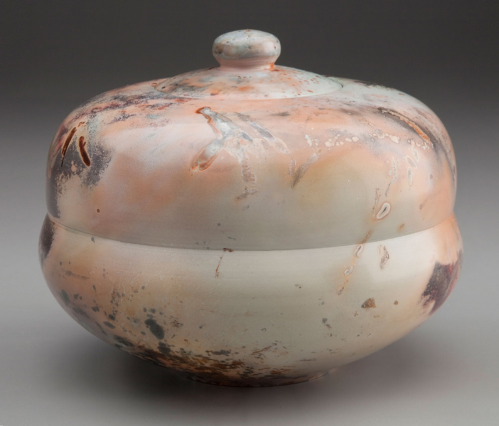 Alex Mandli - Lidded Vessel