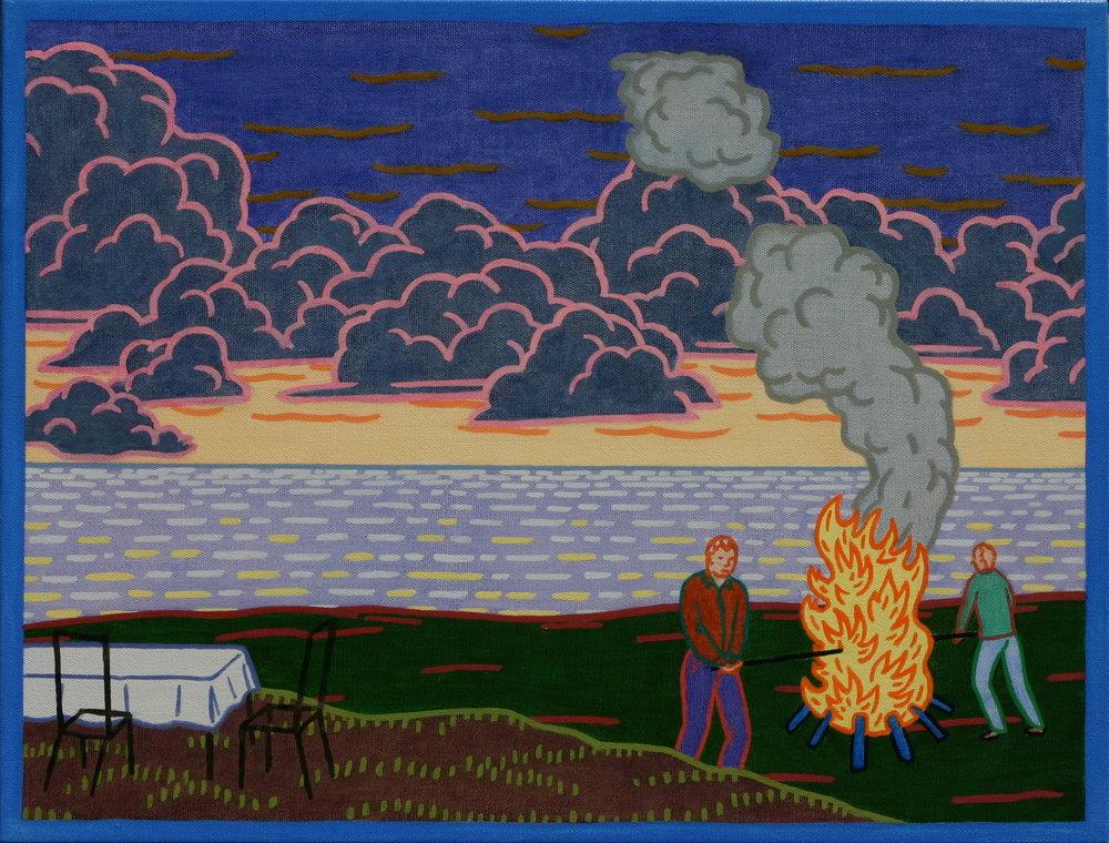 Charles Munch - Boiling I