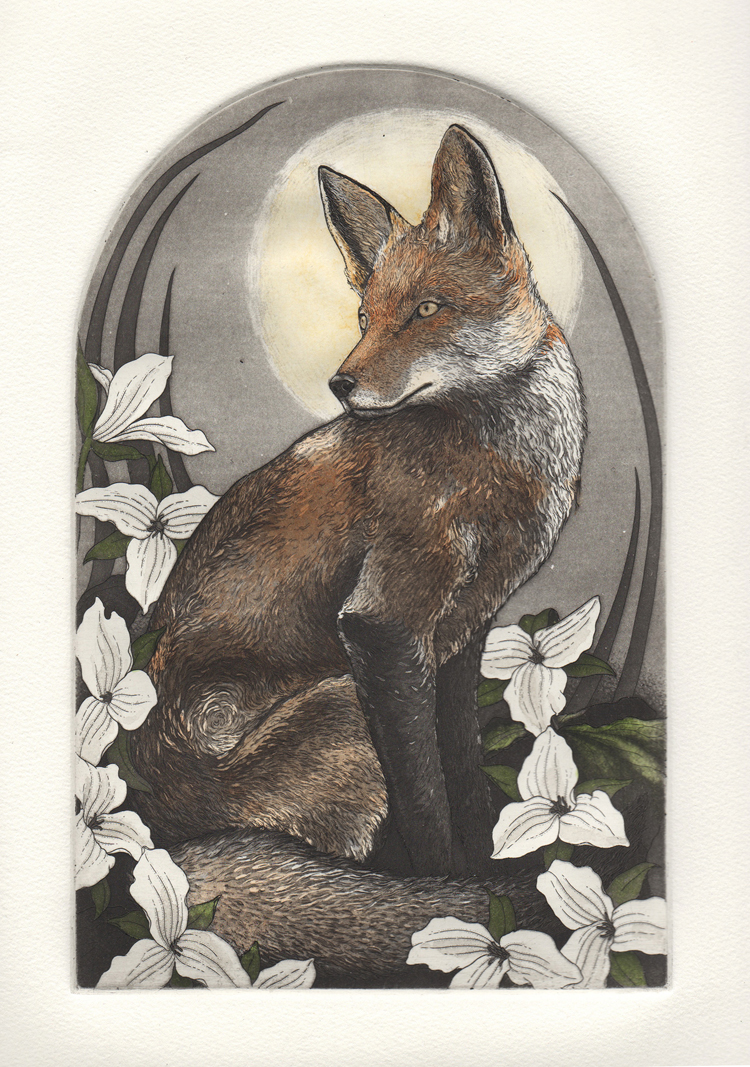 Spirit Animal Alter I: Fox