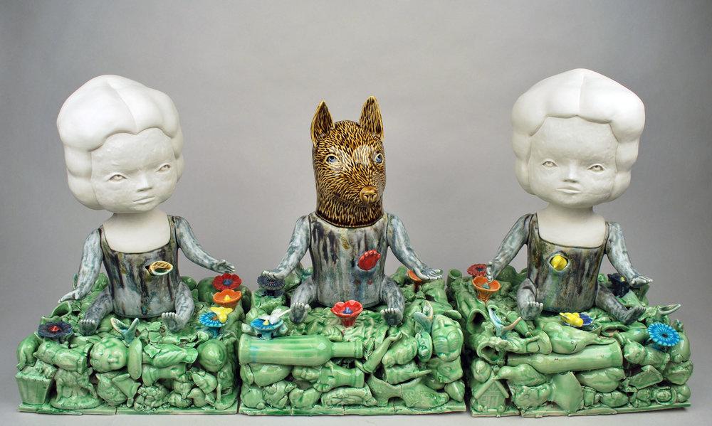 Trinity  ceramic