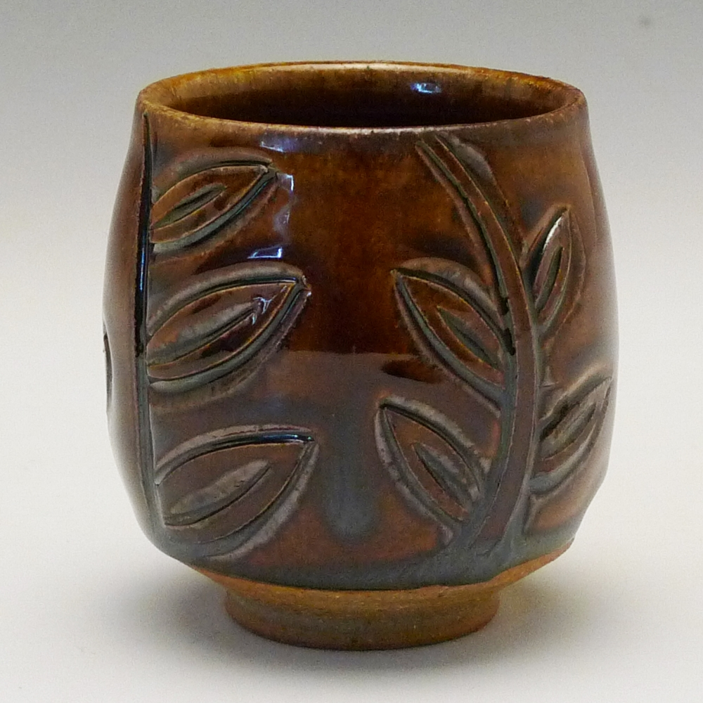 Ryan Myers - Carved Cup