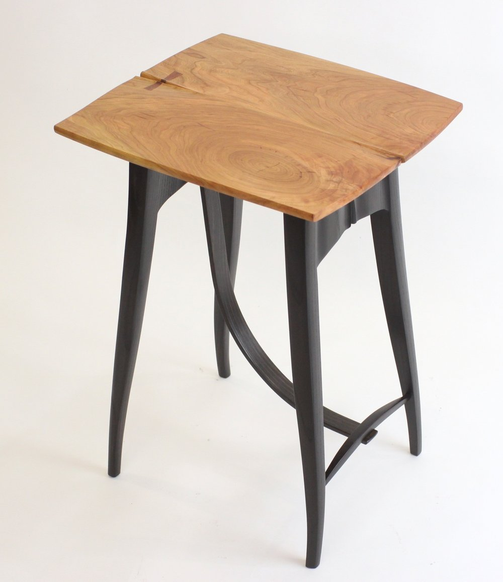 Almost Square Side Table