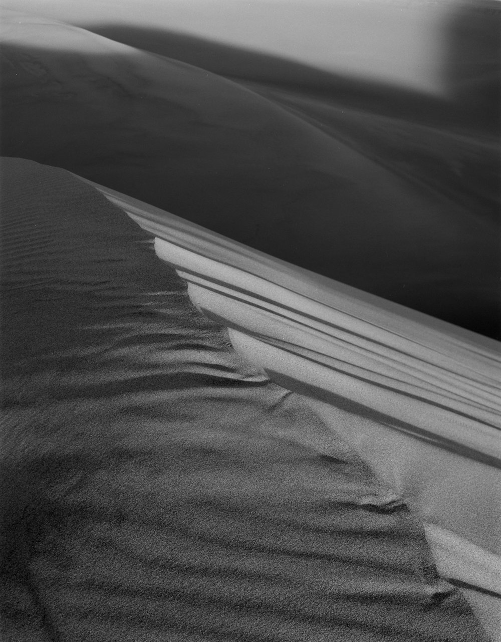William Lemke - Dune #4 Great Sand Dunes Colorado