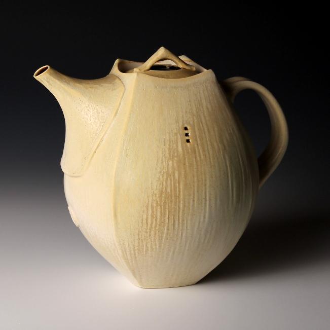 Teapot ceramic SOLD