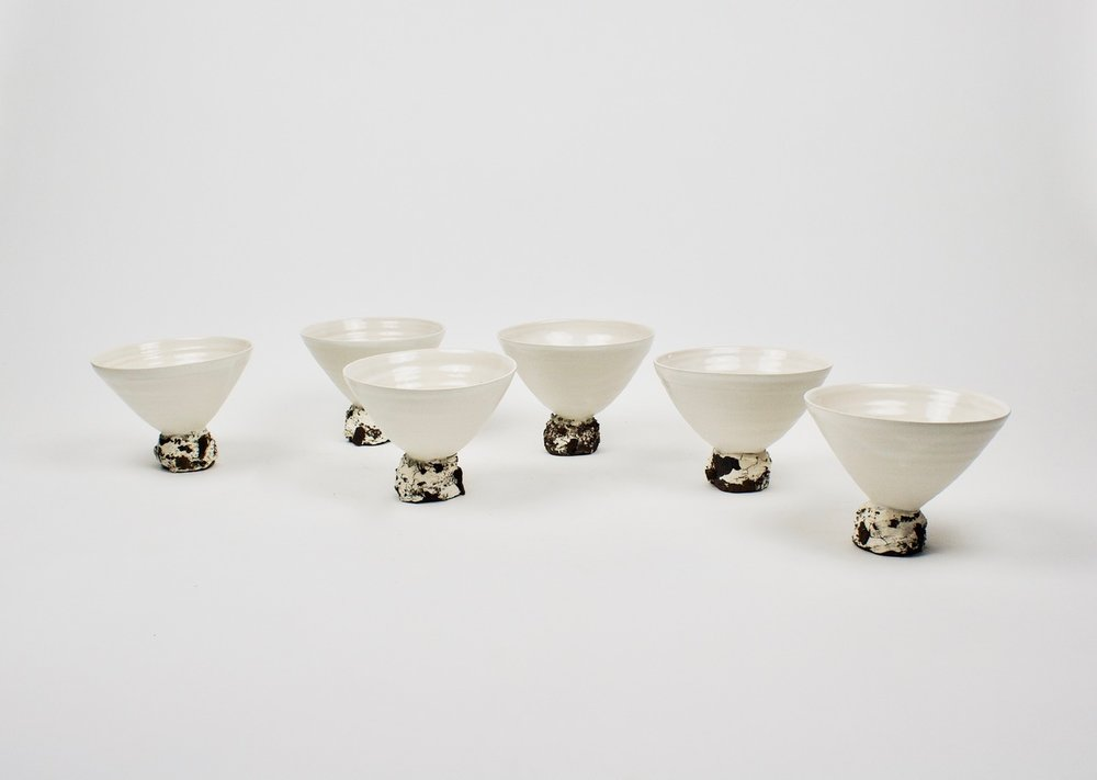 Cups on Rock