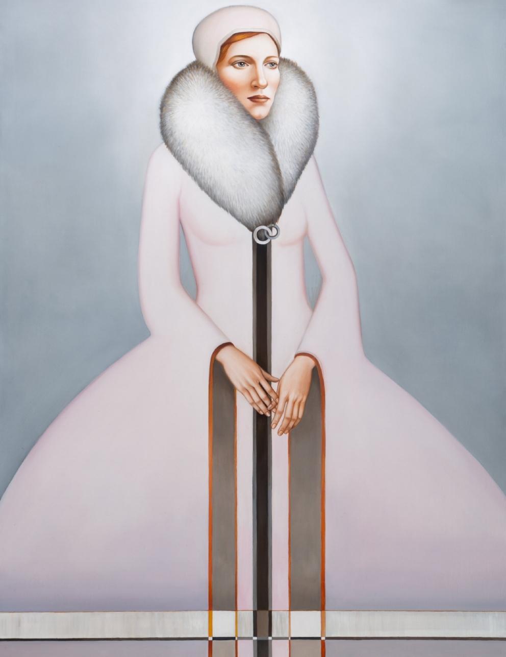 Kelli Hoppmann - White