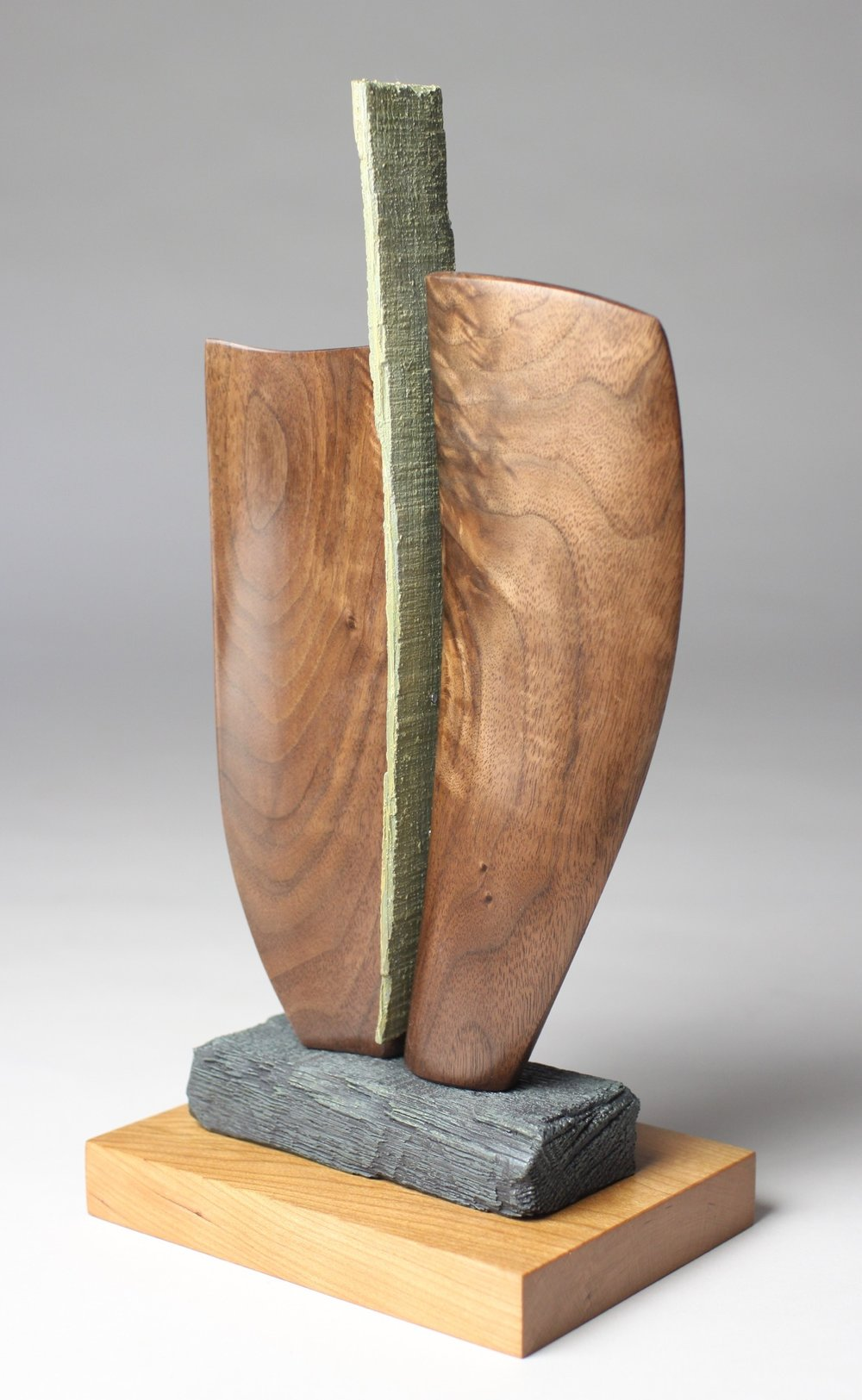 Sculpture #2 (View of Front)