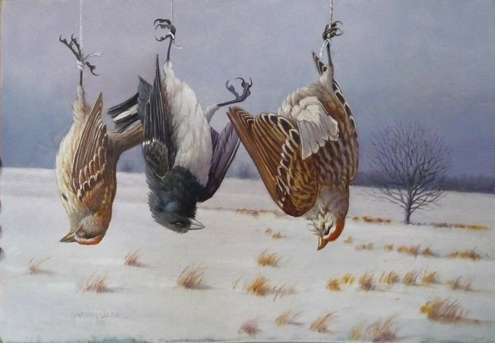 Winter Birds , Jonathan Wilde