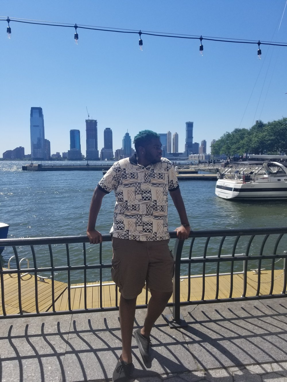 Hi! My name is AJ - I am an academic mentor for BioFIRE. I'm in the College of Letters and Sciences right now but plan on majoring in biological sciences with a specialization in microbiology. I am pre-med and currently planning on pursuing an MD/PhD. As an academic mentor I want to not only engage students, but also encourage them to pursue their goals. I am also part of the peer mentor team!