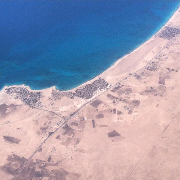 Mediterranean Sea, about 125km East of Alexandria, Egypt