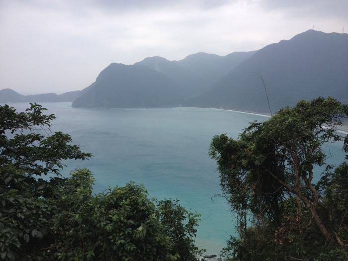Mer et montagnes = j'adore!