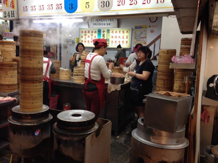 Usine à dumplings